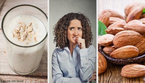 10 продуктов, которые успокоят нервы естественным путём