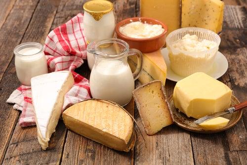 Сезонное выпадение волос и молочные продукты