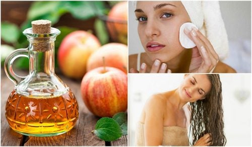 Яблочный уксус: 5 секретов красоты для лица и тела