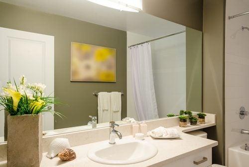 Дизайн: 9 изумительных идей для декора ванной комнаты