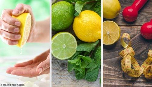 Обычный лимон и 11 необычных способов его применения