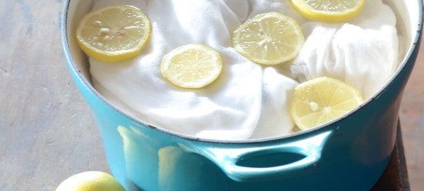 Лимон пятновыводитель