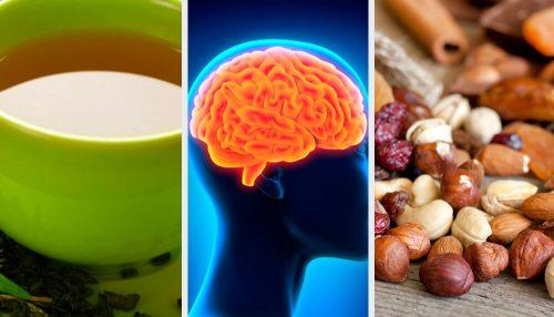 Продукты, которые улучшают память и активизируют умственные способности