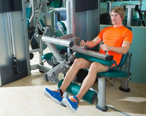 Упражнения и колени