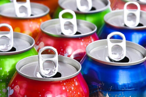 Газированные напитки опасны для развития ребенка
