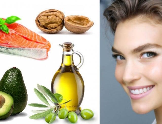Продукты питания для молодости кожи
