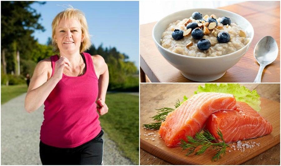 Как не набрать вес, достигнув менопаузы? 7 полезных советов!