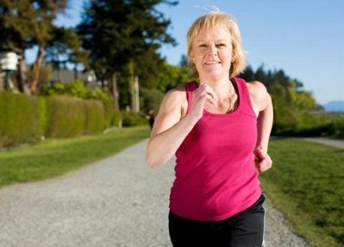 Не набрать вес и бегать