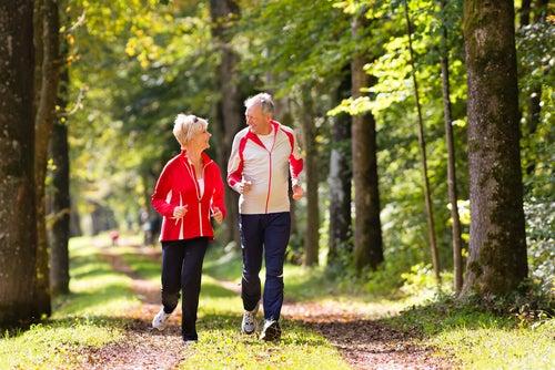 Как оставаться в форме на пенсии