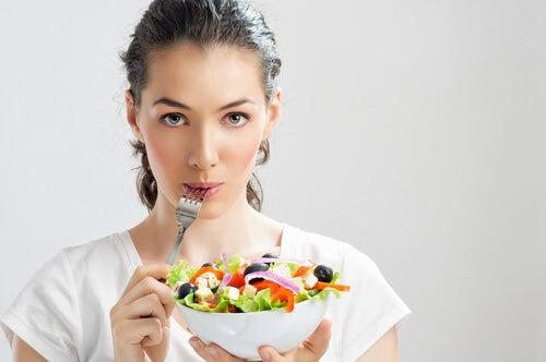 Эпигастралгия и питание