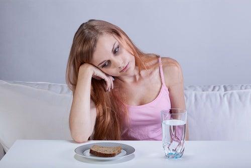 Потеря веса и чувство сытости