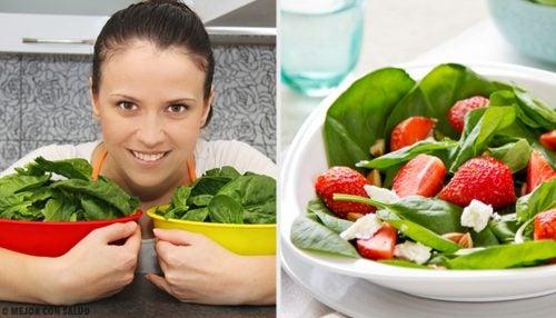 Шпинат: рецепты, которые вы должны включить в свою диету!