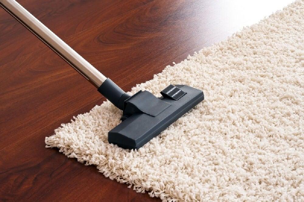 Эффективная уборка ковров