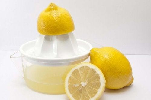 Аллергия и лимонный сок