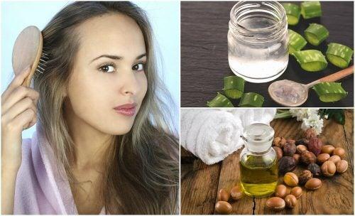 5 средств, чтобы победить истончение волос