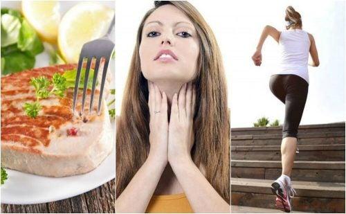 Здоровая щитовидная железа: 6 советов, как улучшить ее работу