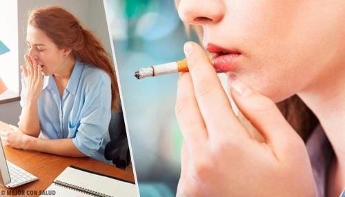 Какая вредная привычка, кроме курения, вам известна? Их 6