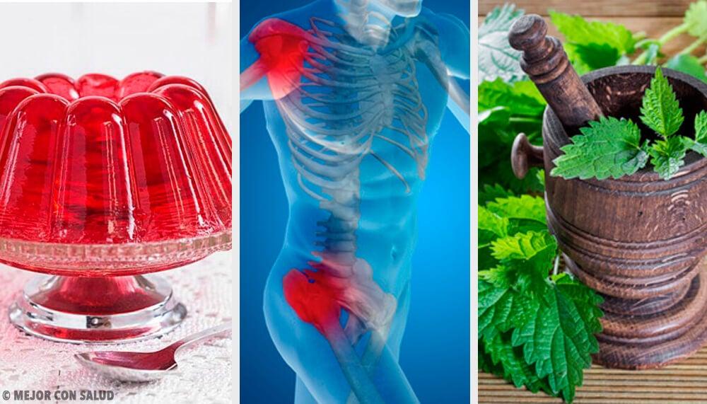 Натуральные средства для укрепления хрящей и связок