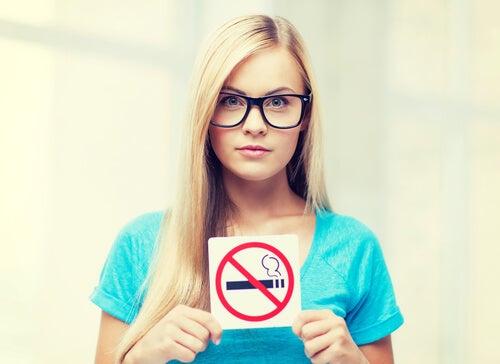 Коллаген и курение