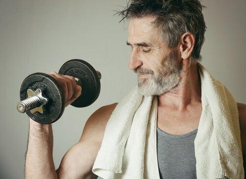 Занятия спортом и тонус мускулатуры