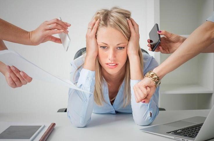 Покалывания в груди и стресс