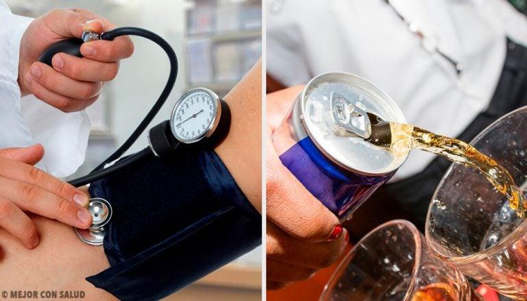 Напитки, которые повышают артериальное давление!