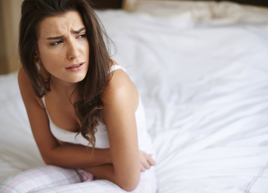 Рак яичников и боль