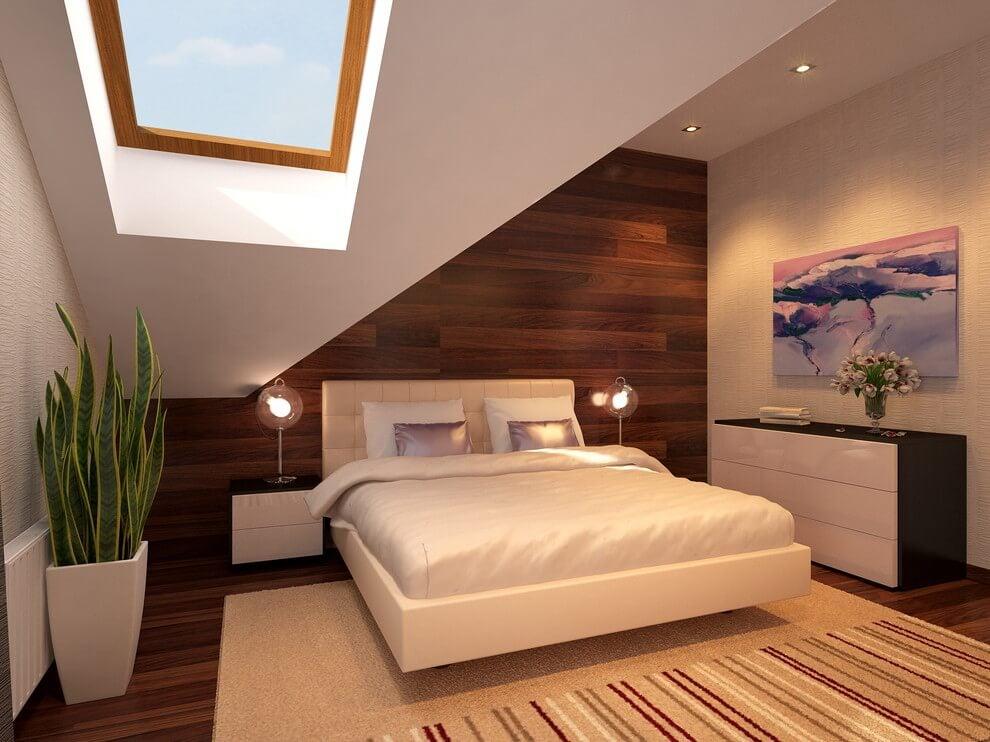 Здоровая атмосфера в комнате и растения