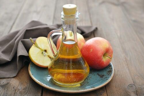 Яблочный уксус и боль в горле