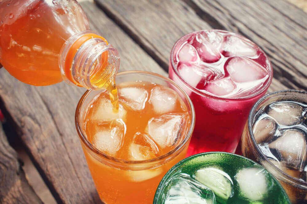 Сладкие напитки повышают артериальное давление