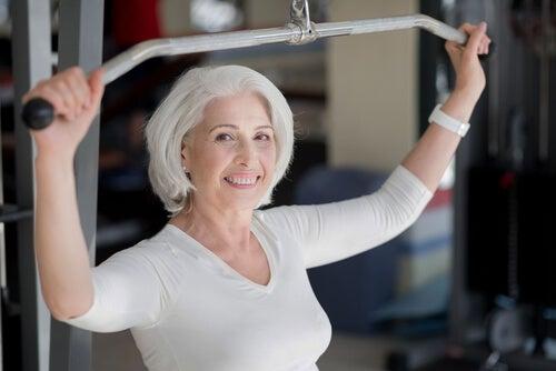 Занятия спортом и борьба с возрастными признаками