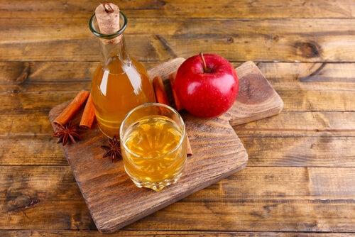 Яблочный уксус и неприятный вагинальный запах