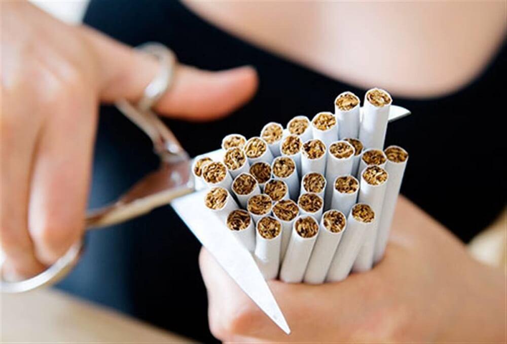 Не кури чтобы избежать болей в пояснице
