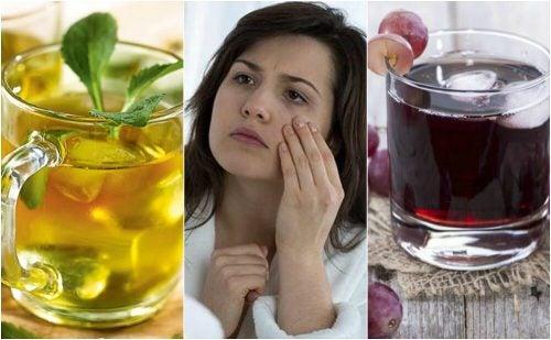 5 напитков, которые поднимут уровень гемоглобина при анемии