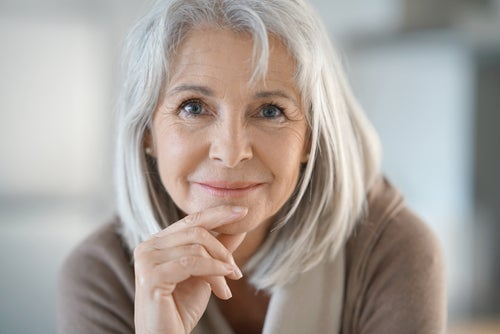 Мандарины защищают волосы от седины