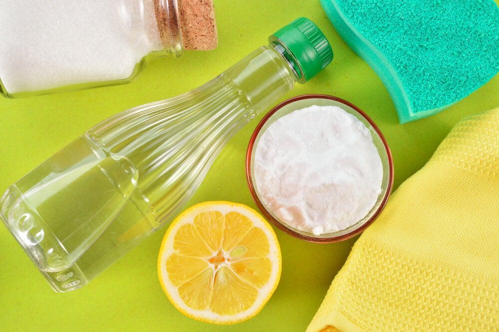 Соль и пятна от дезодоранта