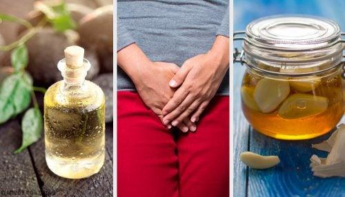 Как устранить неприятный вагинальный запах: 9 натуральных средств