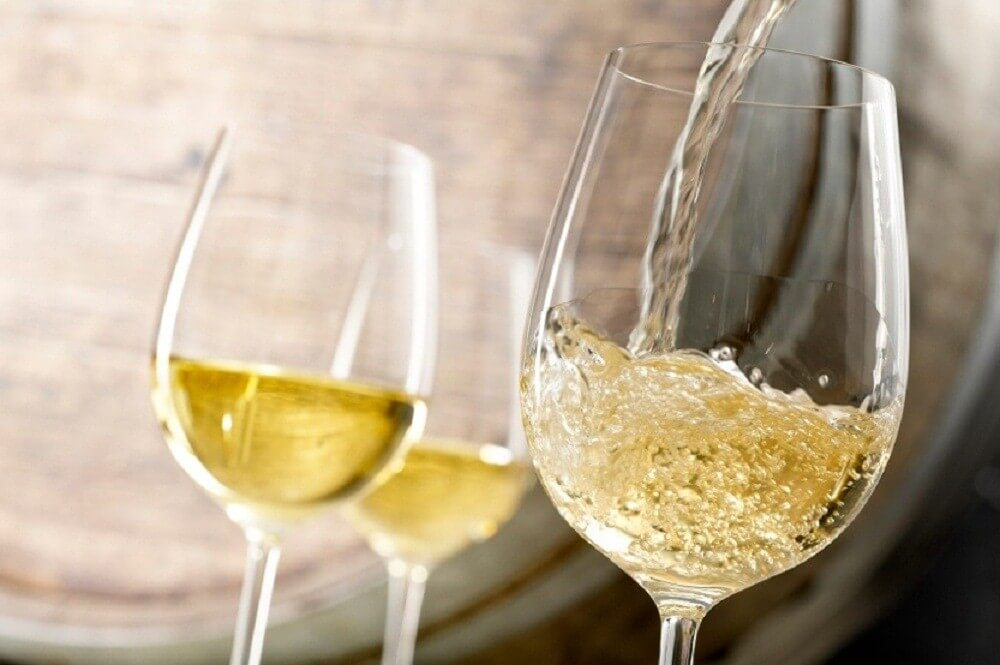Белое вино поднимет уровень гемоглобина