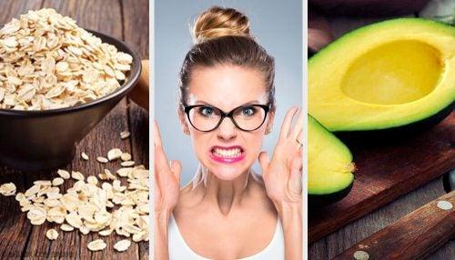 Знаете, какие продукты нужно есть, чтобы успокоить нервы?