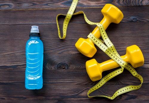 Пить больше воды после спорта