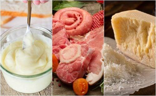 Продукты, повышающие уровень плохого холестерина