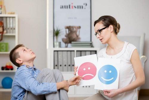 Синдром Аспергера симптомы