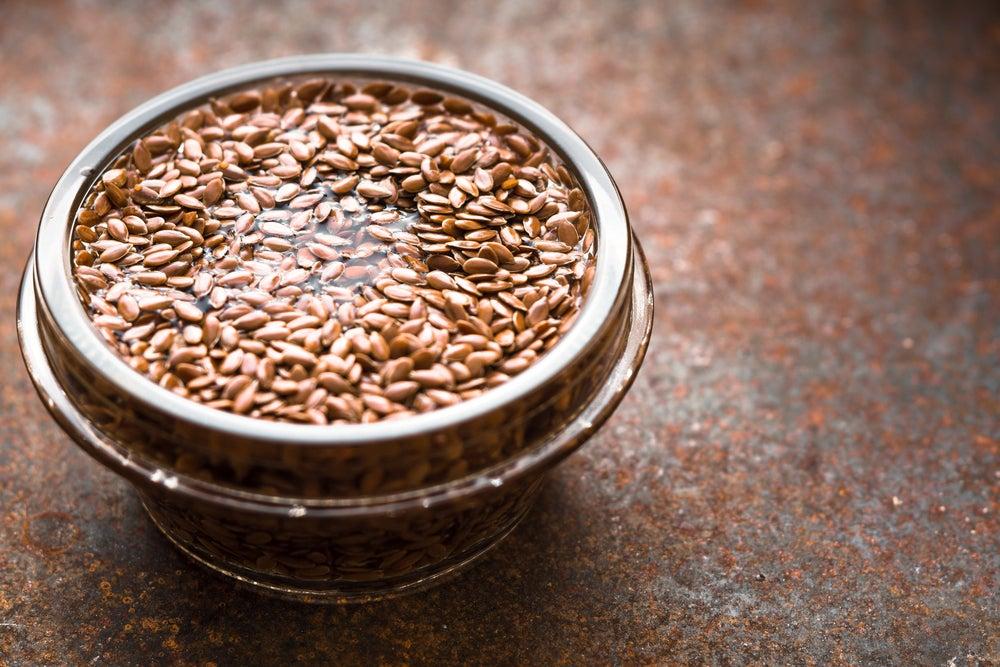 Сироп из льняного семени