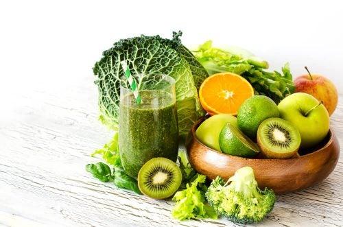 Овощи помогут успокоить нервы