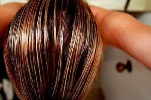 Жирные волосы и шампунь