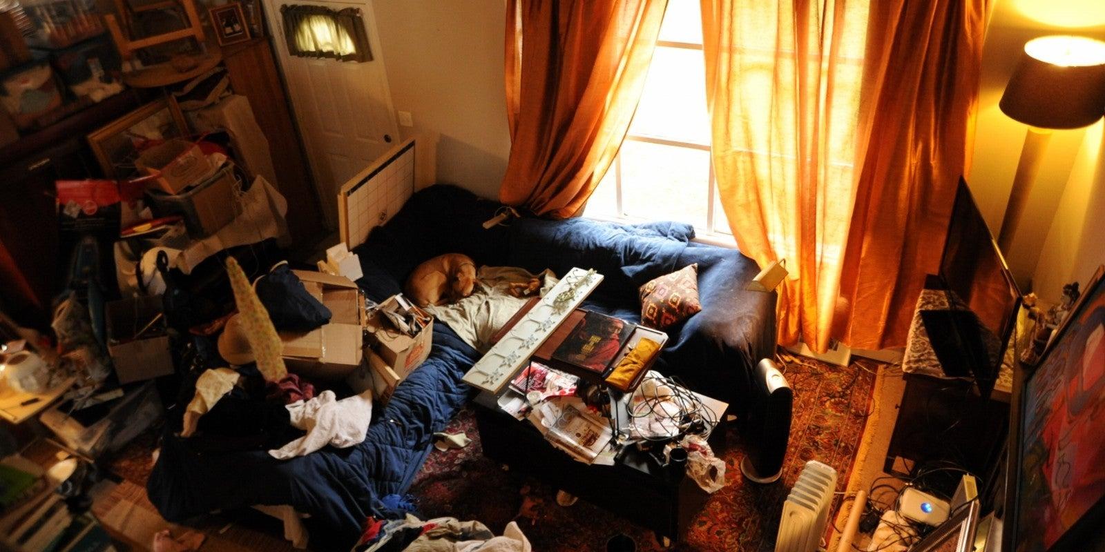 Дом в чистоте