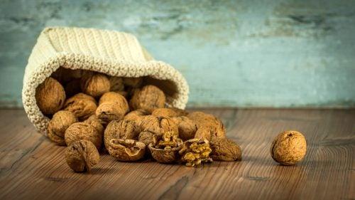 Грецкие орехи помогут успокоить нервы