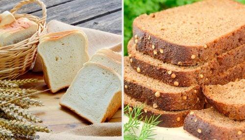Белый и цельнозерновой хлеб: какой лучше выбрать?