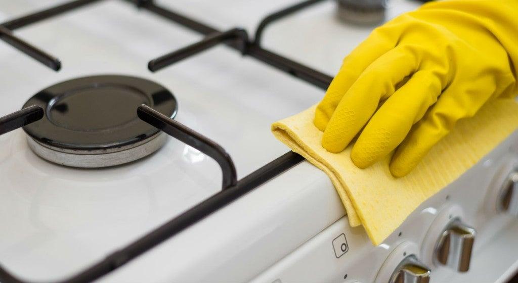 Кухня в чистоте