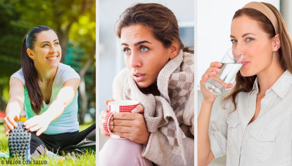 Какие 8 заболеваний вызывают ощущение холода?